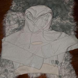 Gymshark cropped hoodie